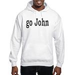 go John Hooded Sweatshirt