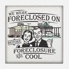 Foreclosure Tile Coaster