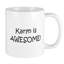 Funny I love karyn Mug