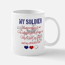 My Soldier - My Eternal Love Mug
