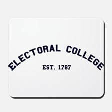 """""""Electoral College"""" Mousepad"""