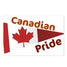 Canadian Pride Postcards (Package of 8)