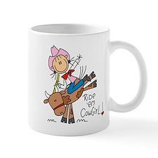 Ride Em Cowgirl Mug