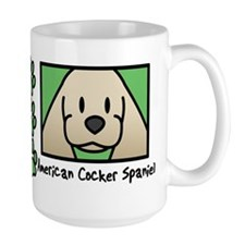 Anime Cocker Spaniel Mug