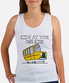 Ride At Your Own Risk Women's Tank Top