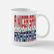 A Nicer Sam Against Anagrams Mug