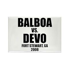 Fort Stewart, GA Rectangle Magnet (10 pack)