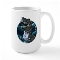 Lightning Rex 2 Mug