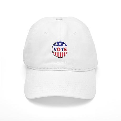 Vote Stars & Stripes Cap