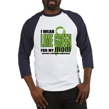 Lymphoma: LG for Mom Baseball Jersey