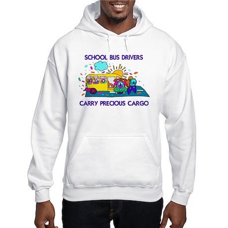 School Bus Drivers Carry Prec Hooded Sweatshirt