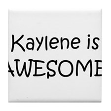 Kaylen Tile Coaster