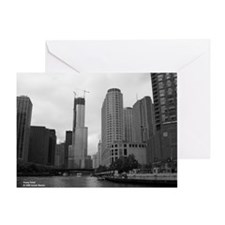 Trump Tower Greeting Card