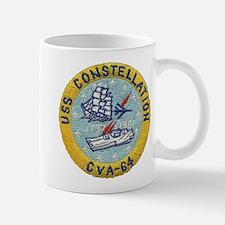USS CONSTELLATION Mug