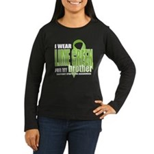 Lymphoma: LG for Brother T-Shirt