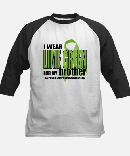 Lymphoma: LG for Brother Kids Baseball Jersey