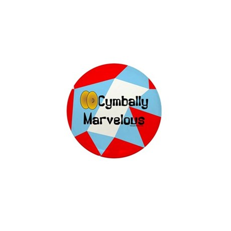 Cymbally Marvelous Mini Button (10 pack)