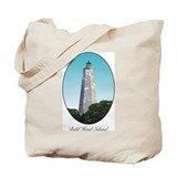 Bald head island Canvas Tote Bag