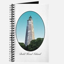 Bald Head Island Lighthouse Journal