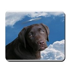Angel Pup??? Mousepad