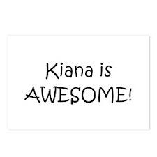 Cute I love kiana Postcards (Package of 8)