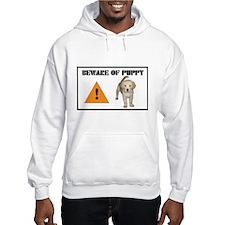 Beware of Puppy Hoodie