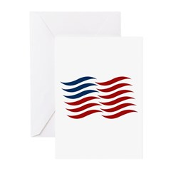 Obama 2008 Blank Greeting Cards (Pk of 20)