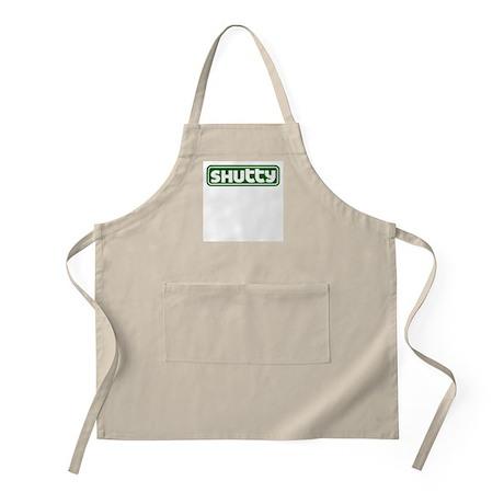 Shutty BBQ Apron