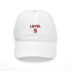 Level 5 Baseball Cap