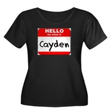Hello my name is Cayden T