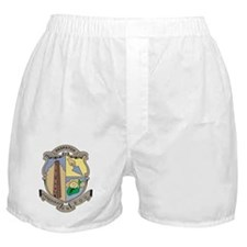 Despatch Coat of Arms Boxer Shorts