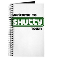 Welcome to Shutty Town Journal