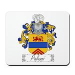 Paluzzi Family Crest Mousepad