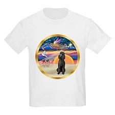 XmasStar/Poodle Std T-Shirt
