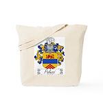 Paluzzi Family Crest Tote Bag