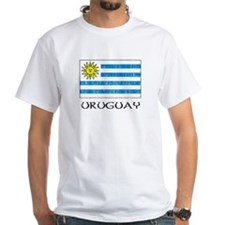 Uruguay Flag Shirt