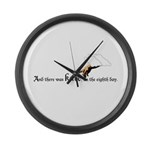 Kate Large Wall Clock