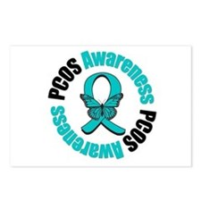 PCOS Awareness Postcards (Package of 8)