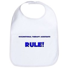 Occupational Therapy Assistants Rule! Bib