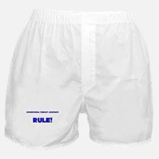 Occupational Therapy Assistants Rule! Boxer Shorts
