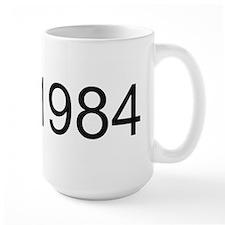 Copyright 1984 Mug