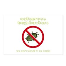 CP Bug-Busters Postcards (Package of 8)