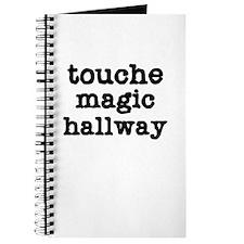 Touche, Magic Hallway Journal