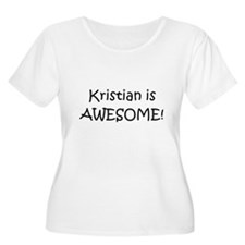 Cute I love kristian T-Shirt