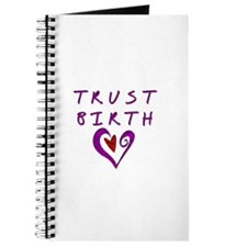 Trust Birth Journal