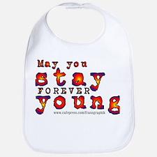 Forever Young-Multi/Bob Dylan Bib
