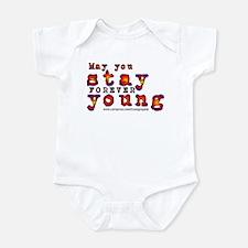 Forever Young-Multi/Bob Dylan Infant Bodysuit