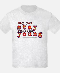 Forever Young-Multi/Bob Dylan T-Shirt
