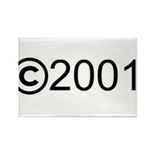 Copyright 2001 Rectangle Magnet