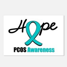 Hope PCOS Awareness Postcards (Package of 8)
